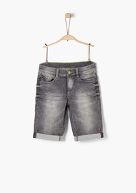 Denim/Sweat-Jeans