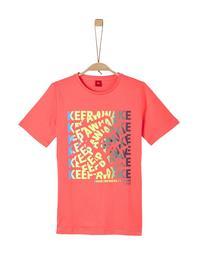 T-Shirt kurzarm - 2047/banana flo