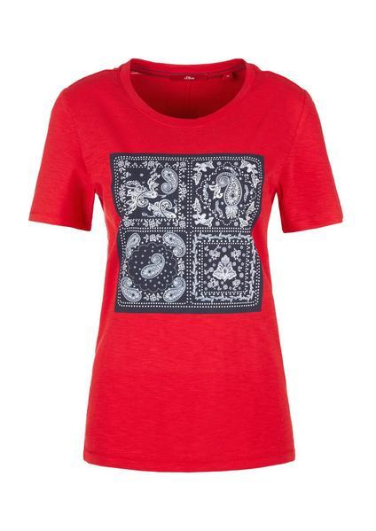 T-Shirt kurzarm - 31D0/virtual re