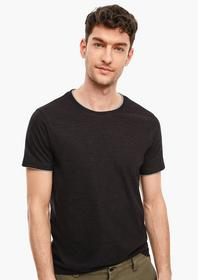 T-Shirt kurzarm - 99W0/black mela