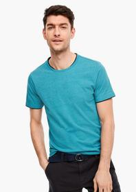 T-Shirt kurzarm - 62W0/crystal bl