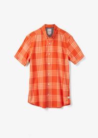 Hemd kurzarm - 25N3/orange che
