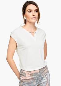 T-Shirt kurzarm - 0115/WHITE