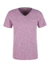 T-Shirt kurzarm - 44G0/preiselbee