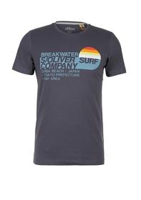 T-Shirt kurzarm - 98A2/charcoal