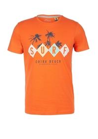 T-Shirt kurzarm - 25A1/power oran