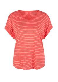 Leinenmix-Shirt