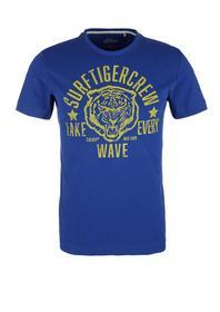 T-Shirt kurzarm - 5619/blue