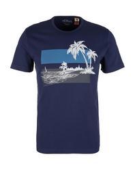 T-Shirt kurzarm - 5697/blue