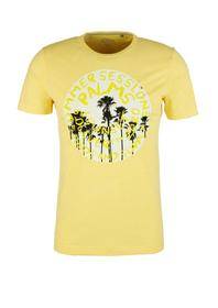 T-Shirt kurzarm - 1365/yellow