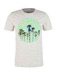 T-Shirt kurzarm - 0605/off-white