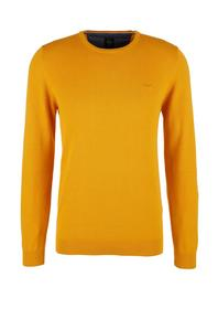 Pullover langarm - 1549/yellow