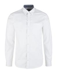 Hemd langarm - 0100/white