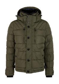 Jacke langarm - 7940/khaki/oliv