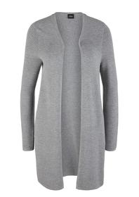 Jacke langarm - 9171/light grey