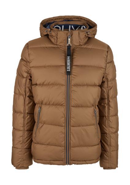 Jacke langarm - 8580/brown