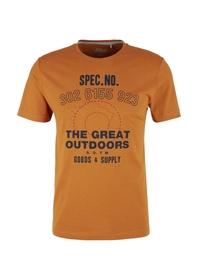 T-Shirt kurzarm - 1813/yellow