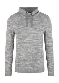 Pullover langarm - 97W0/grey melan