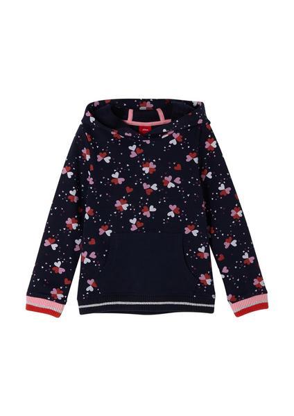 Sweatshirt langarm - 59A0/dark blue