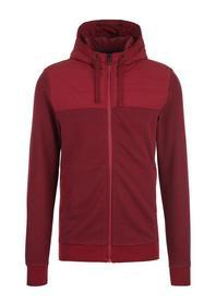 Jacke langarm - 3870/dark red