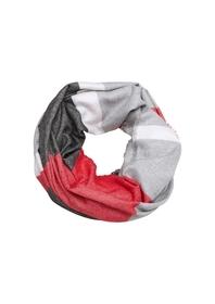 Snood - 31G2/red stripe