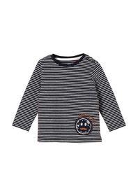 T-Shirt langarm - 94G1/grey melan