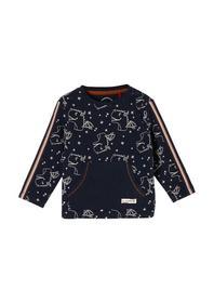 T-Shirt langarm - 59A3/Blue
