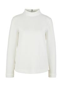 Sweatshirt langarm - 0210/Off-White
