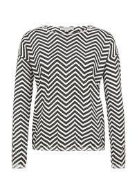 Pullover langarm - 03G0/Zig Zag Ze