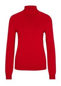Pullover langarm - 3187/Scarlet Re