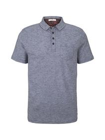 small stripe polo shirt