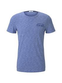 t-shirt multicolor - 23431/violet blue coloured me