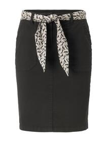 skirt solid casual