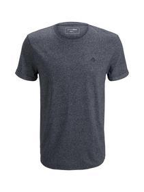 Structured T-Shirt - 13684/Sky Captain Blue