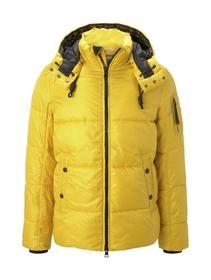 heavy puffer jacket with hood - 11853/Californian