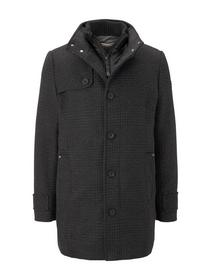 wool coat 2 in 1