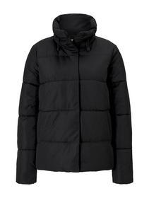 puffer jacket, Deep Black