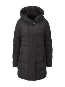winterly puffer coat