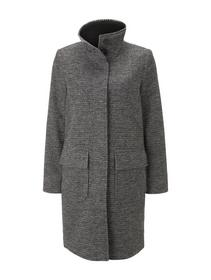 modern twill coat