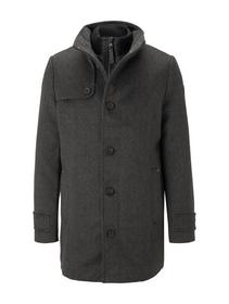 wool coat NO