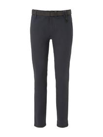 structured straight chino