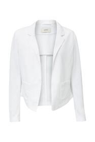 Knnitted Blazer - E100/WHITE