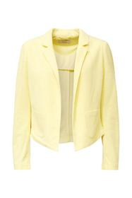 Knnitted Blazer - E760/LIME YELLOW
