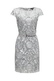 dress - E090/SILVER