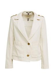 linen jacket - E285/SAND