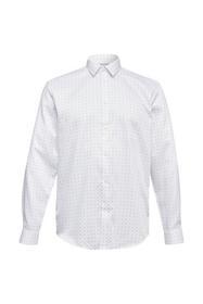 Men Shirts woven long sleeve