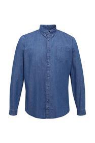Jeanshemd aus 100% Baumwolle