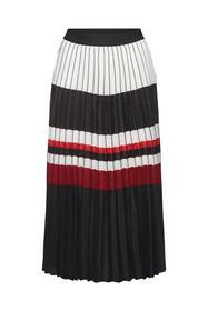 Women Skirts light woven midi