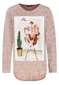 "DOB langarm Sweatshirt ""21593 L"", P"