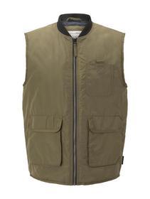 utility vest, Dry Greyish Olive